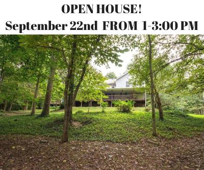 Nicholasville Single Family Home For Sale: 1301 Sheley Woods Road