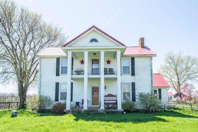 Georgetown Single Family Home For Sale: 383 Rogers Gap Road