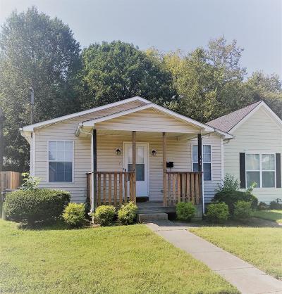 Single Family Home For Sale: 144 Alabama Avenue