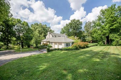 Lexington, Frankfort, Nicholasville, Berea, Richmond, Georgetown, Sadieville, Stamping Ground Single Family Home For Sale: 1867 Parkers Mill Road