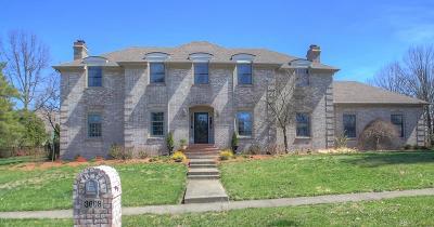 Lexington Single Family Home For Sale: 3608 Montego Court