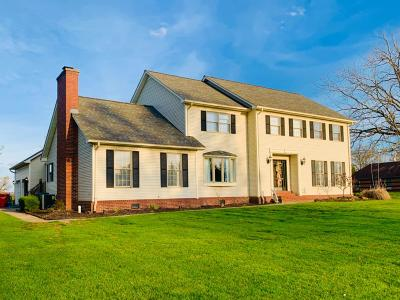 London Single Family Home For Sale: 1120 Pleasant View Road