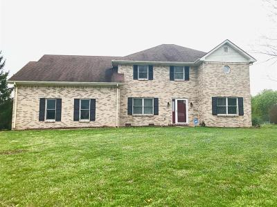 Somerset Single Family Home For Sale: 465 Summer Hill Drive