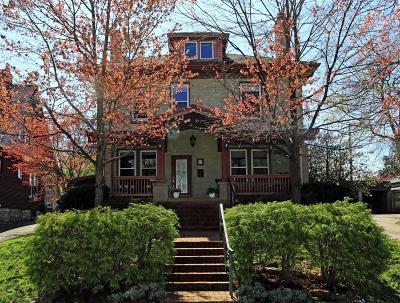 Lexington Single Family Home For Sale: 2 Richmond Avenue