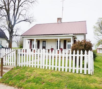 Garrard County Single Family Home For Sale: 113 Hamilton Avenue