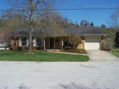 Frankfort Single Family Home For Sale: 101 Admirals Landing