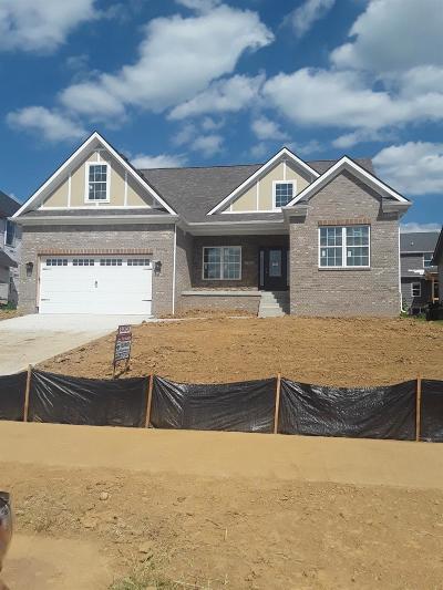 Lexington Single Family Home For Sale: 3585 Polo Club Boulevard