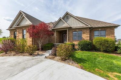 Single Family Home For Sale: 120 Gleneagles Boulevard