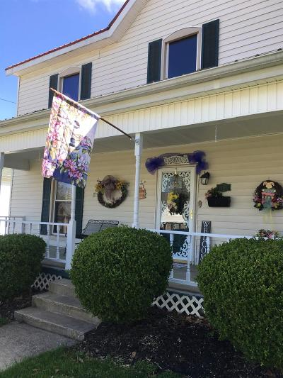 Nicholasville Single Family Home For Sale: 216 Broadway