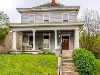 Franklin County Single Family Home For Sale: 322 Conway Street