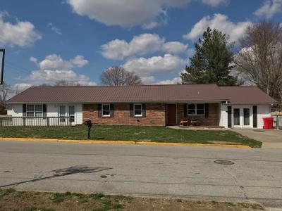 Berea Single Family Home For Sale: 101 Madison Street