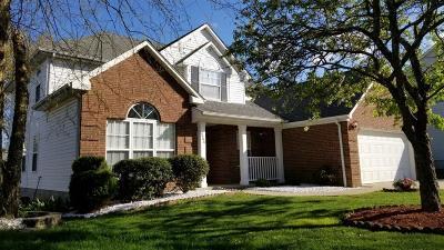 Single Family Home For Sale: 2065 Blackhorse