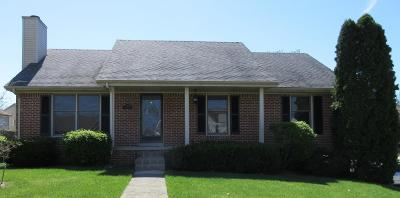Single Family Home For Sale: 4504 Cranbrook Court