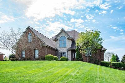 Nicholasville KY Single Family Home For Sale: $659,000