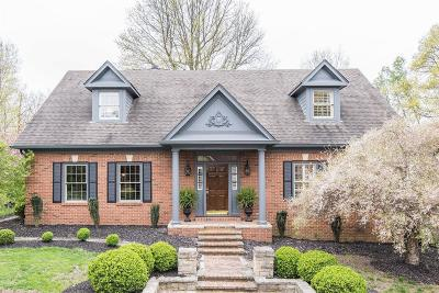 Lexington Single Family Home For Sale: 1212 Glen Crest