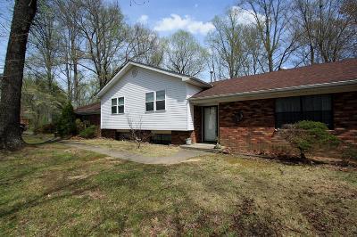 Corbin KY Single Family Home For Sale: $140,000