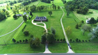 Single Family Home For Sale: 5940 Winchester Road