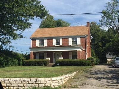 Single Family Home For Sale: 1905 Versailles Road