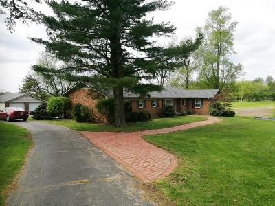 Keene Single Family Home For Sale: 5819 Keene-Versailles Rd