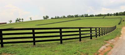 Anderson County, Fayette County, Franklin County, Henry County, Scott County, Shelby County, Woodford County Farm For Sale: 1221 Stamping Ground Road #LOT 3