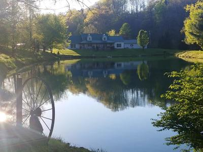 Corbin Single Family Home For Sale: 143 Memphis Drive