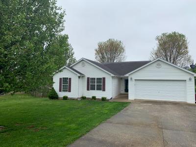 Frankfort Single Family Home For Sale: 104 Calhoun Way