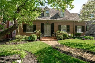 Lexington Single Family Home For Sale: 731 Cooper Drive