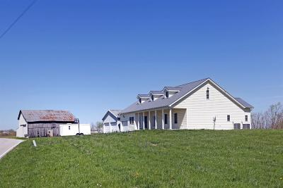 Willisburg KY Single Family Home For Sale: $285,000