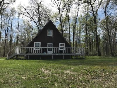Jeffersonville KY Single Family Home For Sale: $75,000