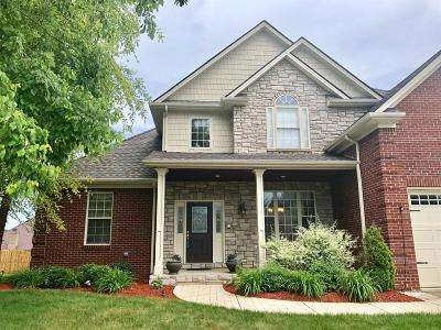 Georgetown Single Family Home For Sale: 161 Cherry Hill Drive