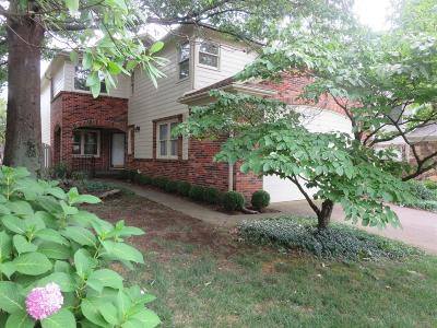 Lexington Single Family Home For Sale: 1635 Silver Pheasant Circle