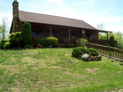 Single Family Home For Sale: 2827 Kirby Knob Rd