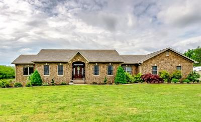 Harrodsburg Single Family Home For Sale: 782 Handy Pike