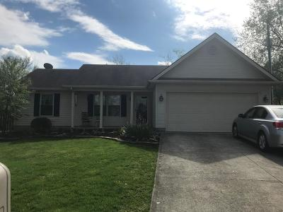 Clark County Single Family Home For Sale: 226 Bracken Court
