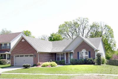 Lexington Single Family Home For Sale: 3892 Foleys Trail
