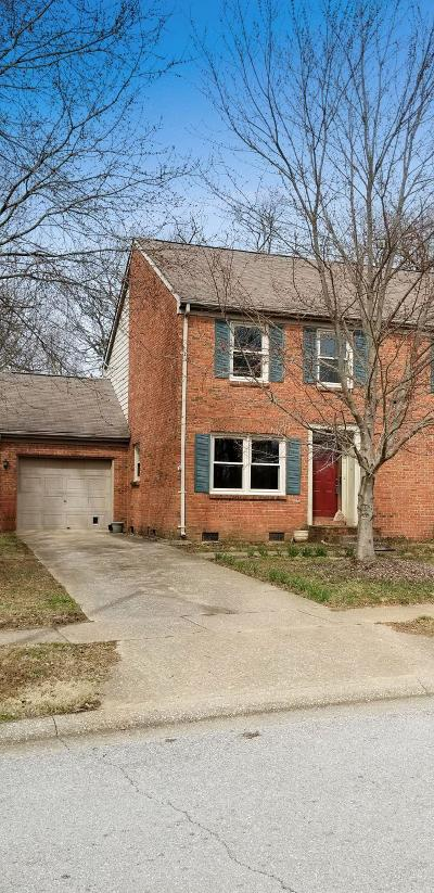 Versailles Single Family Home For Sale: 185 Spring Run