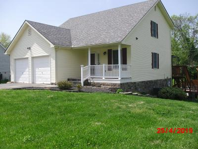Frankfort Single Family Home For Sale: 112 Thomas Street