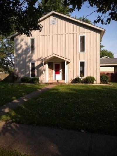 Single Family Home For Sale: 4512 Graves Drive