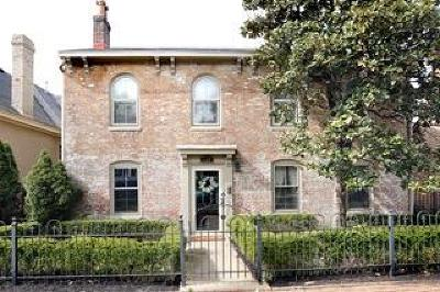 Lexington Single Family Home For Sale: 628 W Short Street