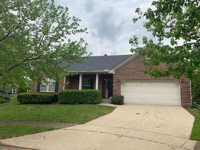 Single Family Home For Sale: 1736 Buckner Court
