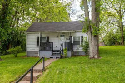 Nicholasville Single Family Home For Sale: 112 E Brown