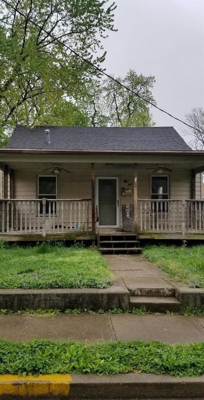 Lexington Single Family Home For Sale: 907 Byars