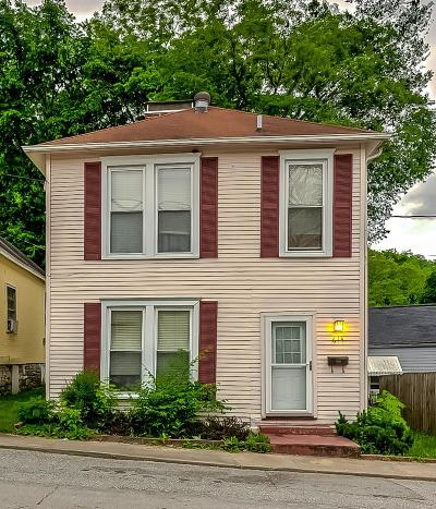 Frankfort Single Family Home For Sale: 614 Woodland Avenue