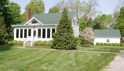 Nicholasville Single Family Home For Sale: 1625 Keene Troy Pike