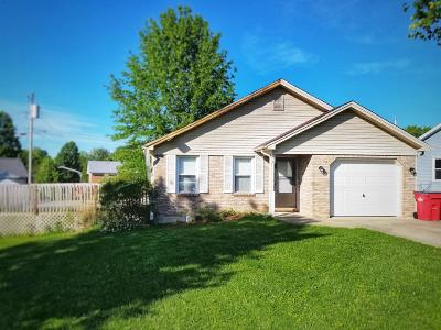 Frankfort Single Family Home For Sale: 318 Blue Valley Court