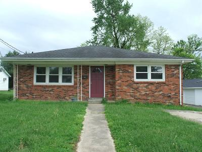 Lawrenceburg Single Family Home For Sale: 253 East Court Street