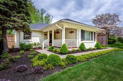 Lexington Single Family Home For Sale: 354 Garden Road