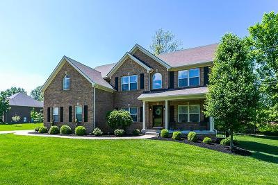 Single Family Home For Sale: 4101 John Alden