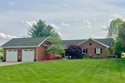 Frankfort Single Family Home For Sale: 137 Echo Springs Drive
