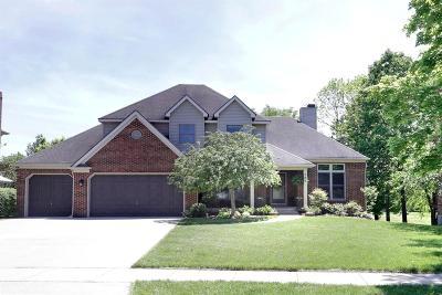Lexington Single Family Home For Sale: 694 Gingermill Lane